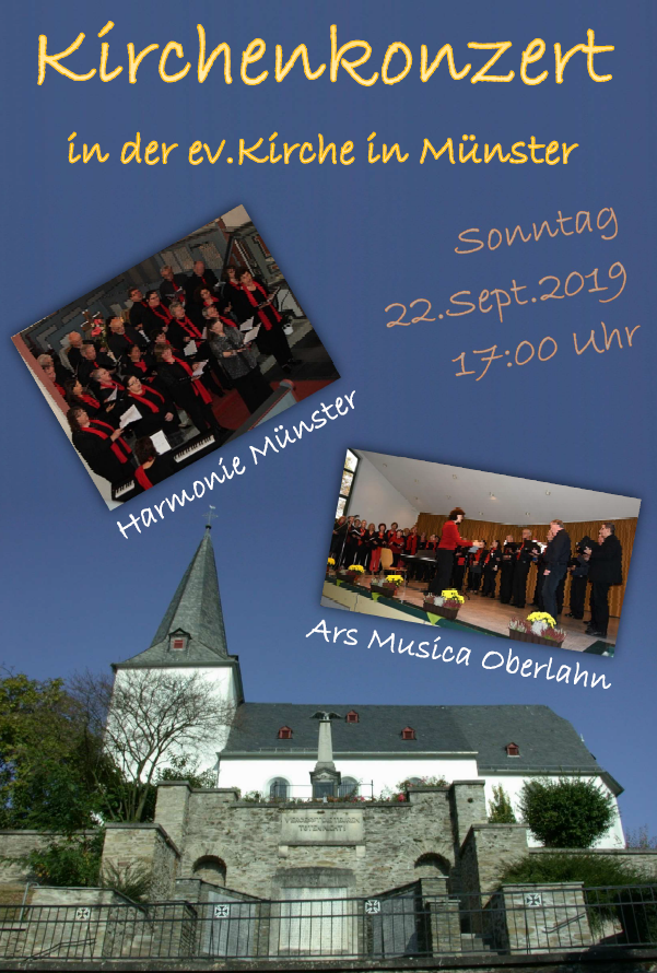 Kirchenkonzert von Ars Musica
