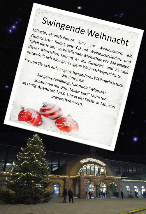 Weihnachtensmusical in Münster