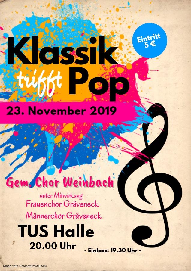 Konzert in Weinbach